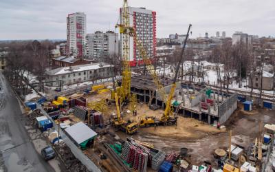 Le Time lapse Chantier pour Suivre une Construction